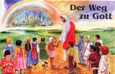 Der Weg zu Gott für Kinder, Deutsch