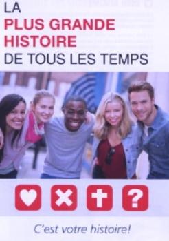Die grossartigste Geschichte aller Zeiten, Französisch