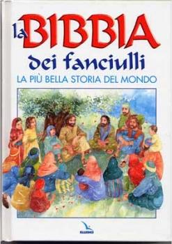 Meine kleine Kinderbibel, Italienisch