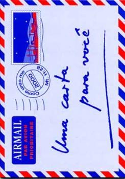 Ein Brief für Dich, Portugiesisch