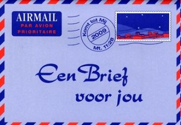 Ein Brief für Dich, Niederländisch