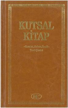 """""""Yeni çeviri"""" - Bibel, Türkisch"""