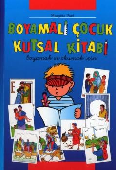 Kinder-Mal-Bibel, Türkisch
