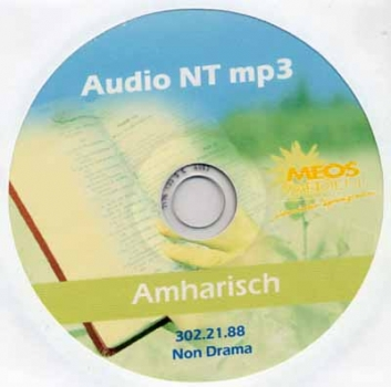 Audio NT MP3, Amharisch